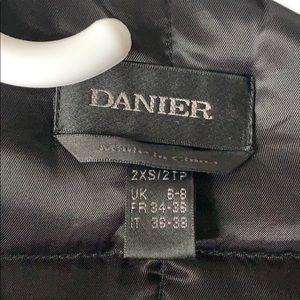 Danier Jackets & Coats - Danier bomber style fur/leather jacket